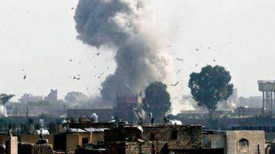 Arabia Saudita reanudó los bombardeos en Yemen