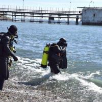 Playa y fondos marinos limpios por la protecci�n del medio ambiente