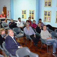 DICTARON CURSO DE PRIMEROS AUXILIOS PARA EL PERSONAL DEL MINISTERIO DE SALUD