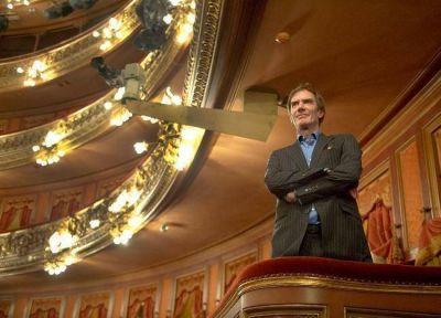 Lopérfido quiere controlar más áreas del Teatro Colón