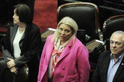 Carrió presenta observaciones al dictamen de reforma del ministerio público fiscal por