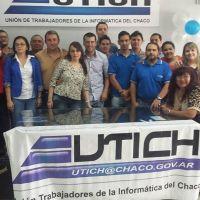 Asumieron nuevas autoridades de UTICH