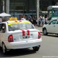 Alrededor de 500 taxis se movilizar�n ma�ana hacia la Municipalidad de Paran�