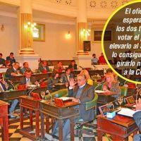 ECO insistir� con votar la reforma frente a una oposici�n en debate