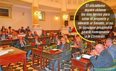 ECO insistirá con votar la reforma frente a una oposición en debate