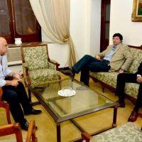 Vignolo se reuni� con el Coordinador Provincial del Plan Belgrano