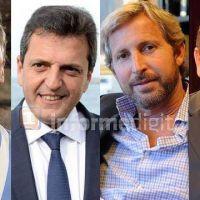 En Entre R�os qued� demostrado que Macri quiere arreglar con Massa