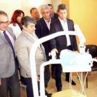 U�ac inaugur� la sala odontol�gica del hogar de ancianos