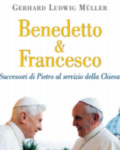 """""""Benedicto y Francisco"""", el nuevo libro del cardenal Müller"""