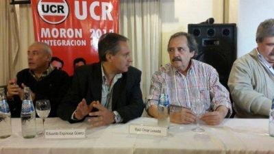 UCR Mor�n: Guerci ser� el nuevo Presidente local