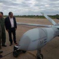 Julio Mart�nez promueve la fabricaci�n de aviones no tripulados