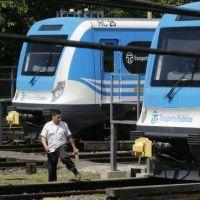 Se reanud� el servicio del tren Sarmiento