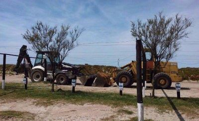 La Justicia ordenó el cese de la tala y desmonte en Alfar