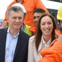 Tras los chispazos por la FAM, Macri y Vidal estuvieron con Magario