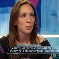 Mar�a Eugenia Vidal: