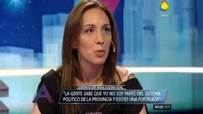 Mar�a Eugenia Vidal: