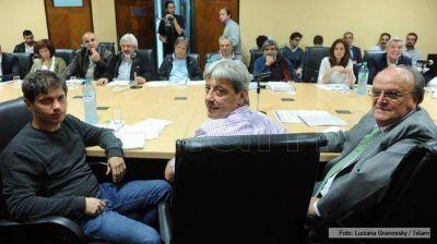 La CGT recibi� a las comisiones de Industria y Econom�a de Diputados