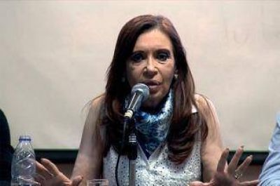 Procuraci�n del Tesoro: Cristina no debe percibir doble pensi�n y tendra que devolver lo cobrado
