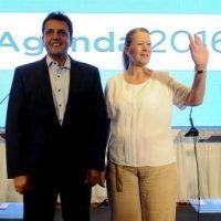 Massa y Margarita, a la cabeza de la lista de Senadores: �Randazzo podr�a tener un lugar?