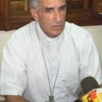 El 11 de noviembre asume Monse�or Santiago como Obispo de San Nicol�s
