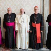El clero habla de inminente anuncio del Vaticano sobre archivos de la �ltima dictadura
