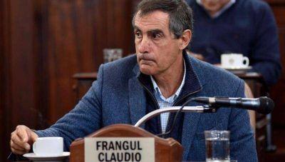 """Frangul: """"El afiliado radical sabe que tenemos que fortalecer a Cambiemos"""""""