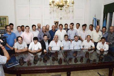 Por el presupuesto de Vidal, el peronismo se junta en Lobos