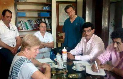 El hospital de Orán tiene nuevo interventor