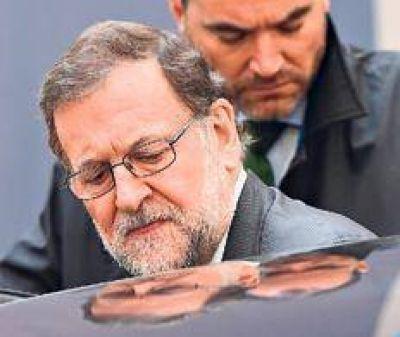 Rajoy prepara su vuelta al poder en minoría