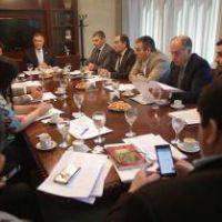 Jaldo avis� que presidir� la reforma pol�tica