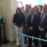 El Gobernador inaugur� un CIC en el Hospital Obarrio