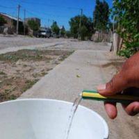 La planta de agua potable de Cipolletti no est� funcionando