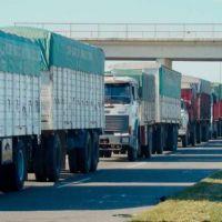 Camioneros levant� los bloqueos a las caleras en San Juan