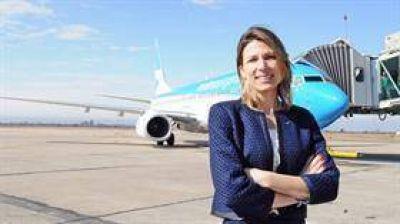 La respuesta de los pilotos a Isela Costantini: dicen que está llevando a Aerolíneas a un