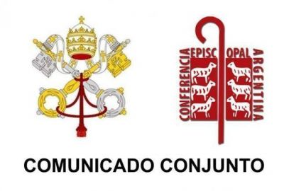 Comunicado conjunto Santa Sede - Conferencia Episcopal Argentina