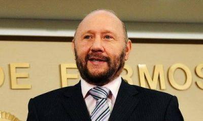 """Insfrán dispuso que la provincia se constituya en querellante ante denuncia de """"Narco Estado"""""""