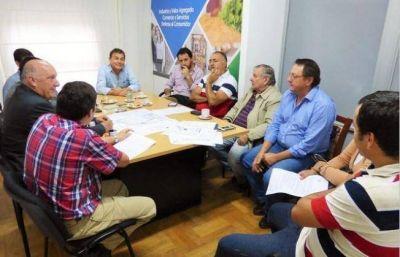 Seis empresas confirmaron su radicación en el parque industrial de Vilelas
