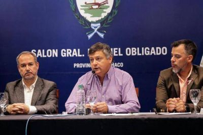 Peppo aúna esfuerzos con Sedronar y municipios para combatir el flagelo de las drogas