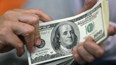Por primeros d�lares del blanqueo, reservas suben USD 287 millones