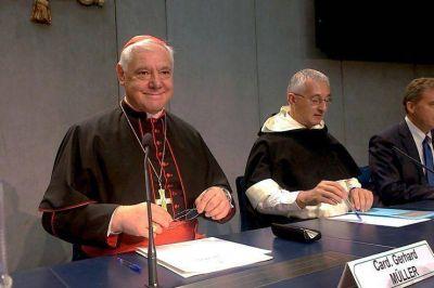 Card. M�ller: la Iglesia acepta la cremaci�n pero recomienda la sepultura
