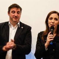 Por pedido de la gobernadora Vidal, Oscar Luciani se afili� al PRO