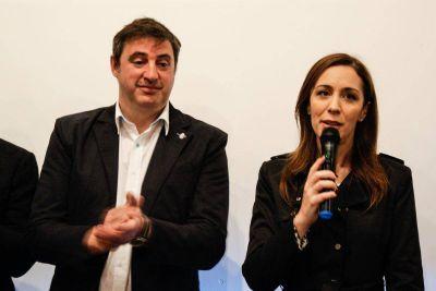 Por pedido de la gobernadora Vidal, Oscar Luciani se afilió al PRO