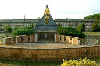 El Santo Padre celebrar� en el cementerio de Prima Porta la misa de difuntos