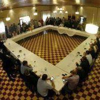 Con un llamado a la unidad, intendentes del FPV-PJ se reunieron en Lobos