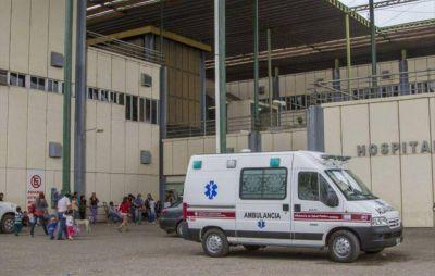 Llegó el nuevo gerente al hospital San Vicente de Paul