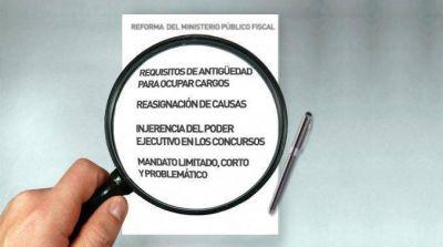 Claves para comprender la controversia por la reforma del Ministerio P�blico Fiscal