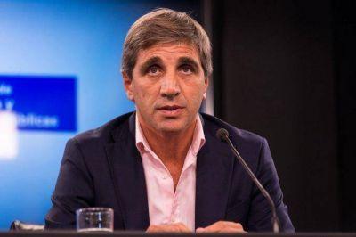 Dólar futuro: Ampliaron la denuncia contra el secretario de Finanzas, Luis Caputo