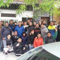 Despu�s de la olla popular la municipalidad de Lan�s los atiende