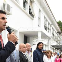 Inversi�n en Salud: $100 millones para obras en el hospital San Bernardo