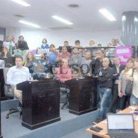 Gritos y acusaciones en una sesi�n caliente en el Concejo